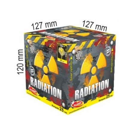 Radiation 25 rán